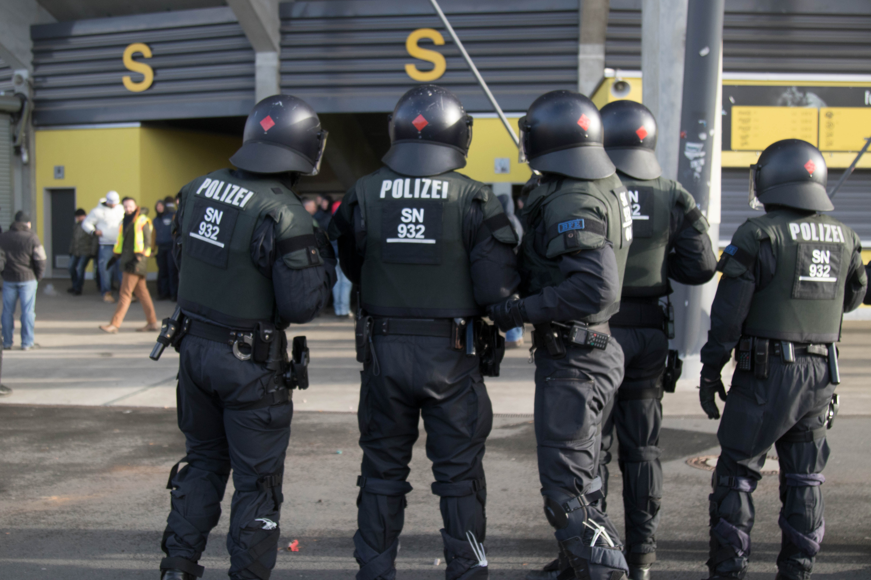 Bereitschaftspolizei Einsatz