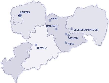 Leipzig Karte Sachsen.Polizei Sachsen Prasidium Der Bereitschaftspolizei Die