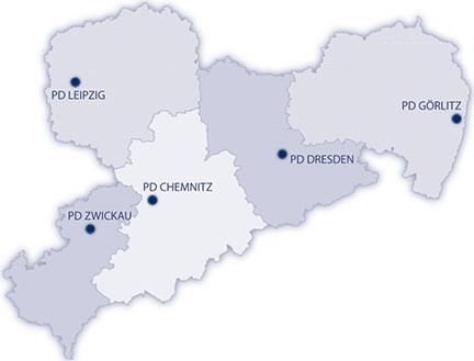 Polizei Sachsen - Polizei Sachsen - Zuständigen Ansprechpartner Finden