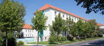 Polizeirevier Nord Leipzig